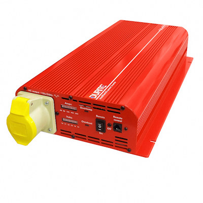 0-856-66 24V 1500W Durite Modified Wave Voltage Inverter 110V Output